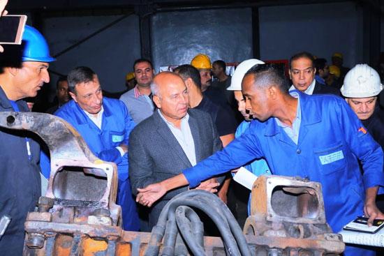 المهندس كامل الوزير وزير النقل (15)