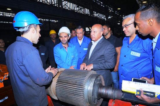 المهندس كامل الوزير وزير النقل (4)