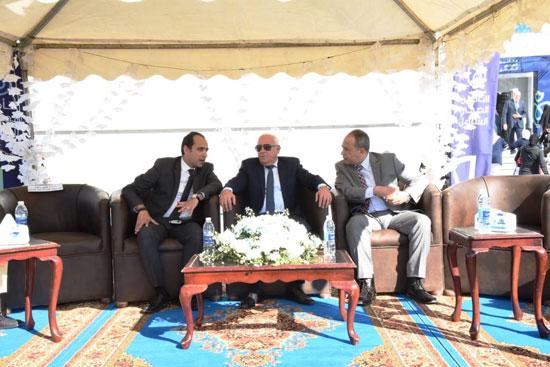 محافظ بورسعيد يشهد احتفال يوم الطفل العالمى (4)