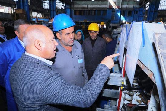 المهندس كامل الوزير وزير النقل (2)