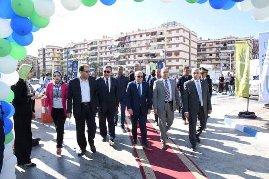 محافظ بورسعيد يشهد احتفال يوم الطفل العالمى (7)