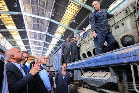 المهندس كامل الوزير وزير النقل (22)