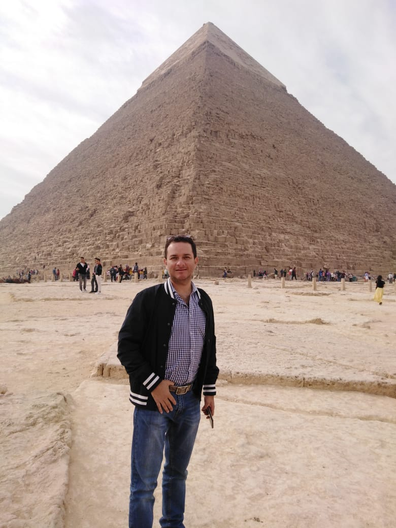 جانب من زيارة وزير التجارة الخارجية والسياحة بدولة بيرو (6)