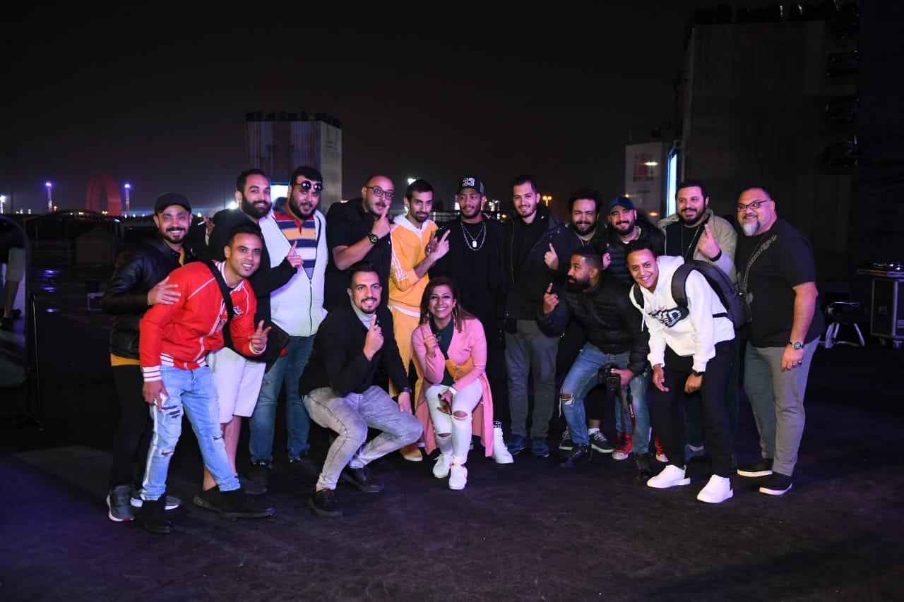 فريق عمل حفل الرياض