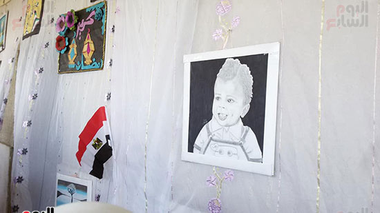 لوحات-طالبات-الأزهر-(4)