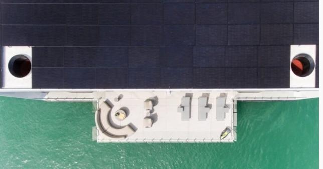 ألواح الطاقة الشمسية
