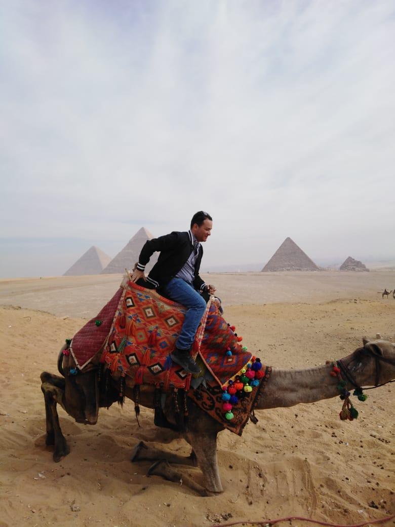 جانب من زيارة وزير التجارة الخارجية والسياحة بدولة بيرو (4)