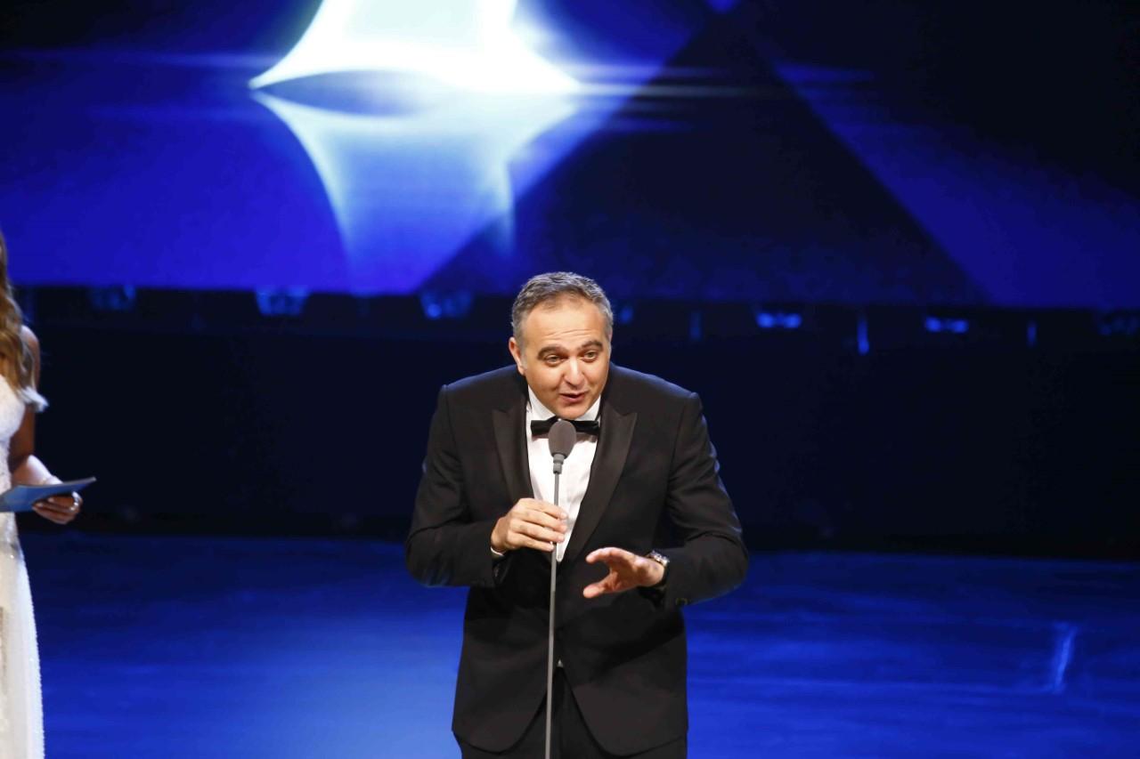 رئيس المهرجان محمد حفظى
