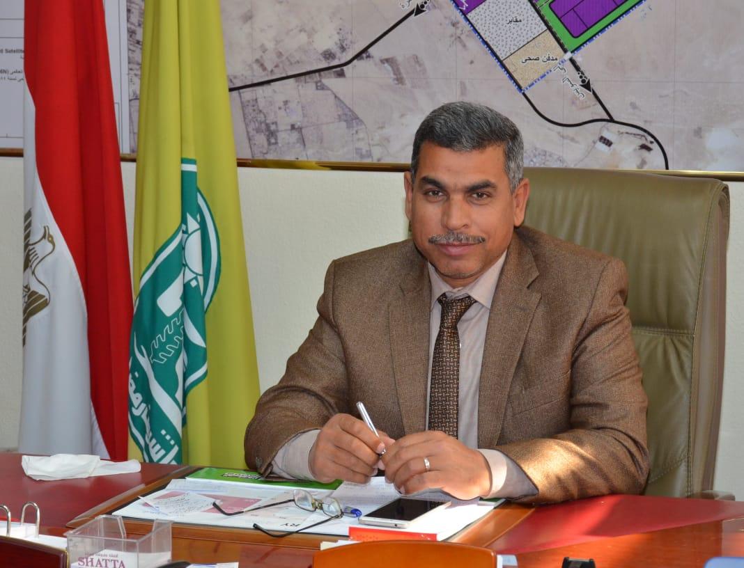 المهندس خالد شاهين رئيس جهاز مدينة العاشر من رمضان