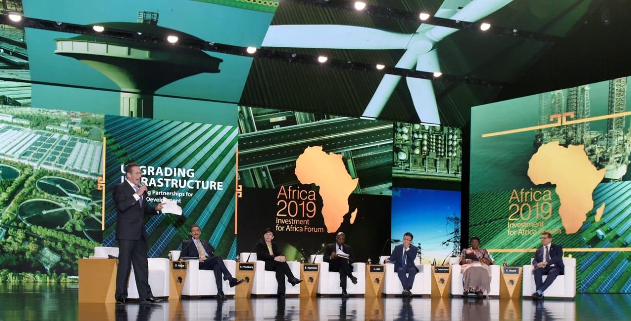 جانب من منتدى افريقيا 2019