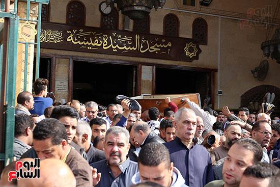 جنازة شقيقة فيفى عبده (11)