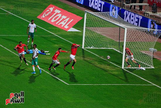 لحظة رفع المنتخب الأولمبى كأس بطولة أمم أفريقيا 2019 (31)