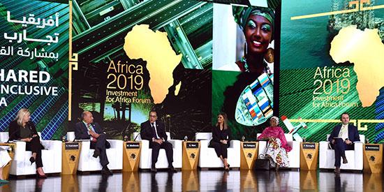 منتدى الاستثمار فى إفريقيا 2019 (1)