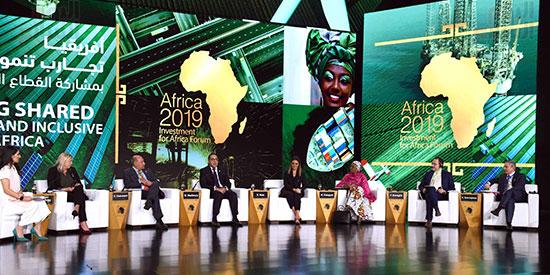 منتدى الاستثمار فى إفريقيا 2019 (2)