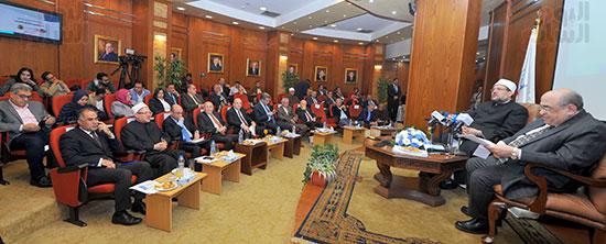 مؤتمر الشأن العام المنعقدة بجريدة أخبار اليوم (14)
