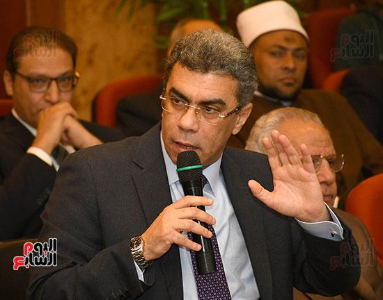 مؤتمر الشأن العام المنعقدة بجريدة أخبار اليوم (8)