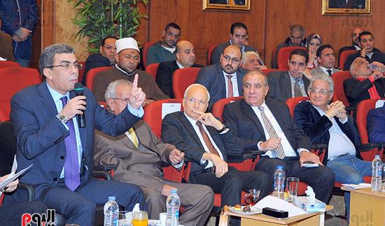 مؤتمر الشأن العام المنعقدة بجريدة أخبار اليوم (1)