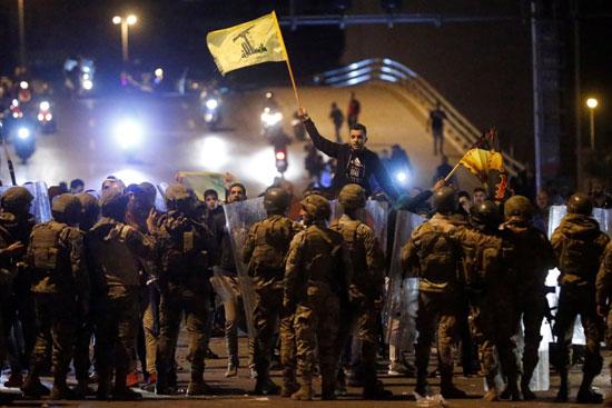 أحد مؤيدى حزب الله