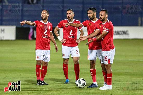 اهداف مباراة الاهلى والجونة بالدورى اليوم السابع
