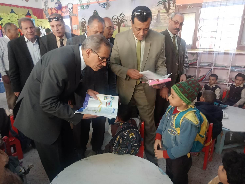 تفقد مدرسة أبو جبل بديروط (4)