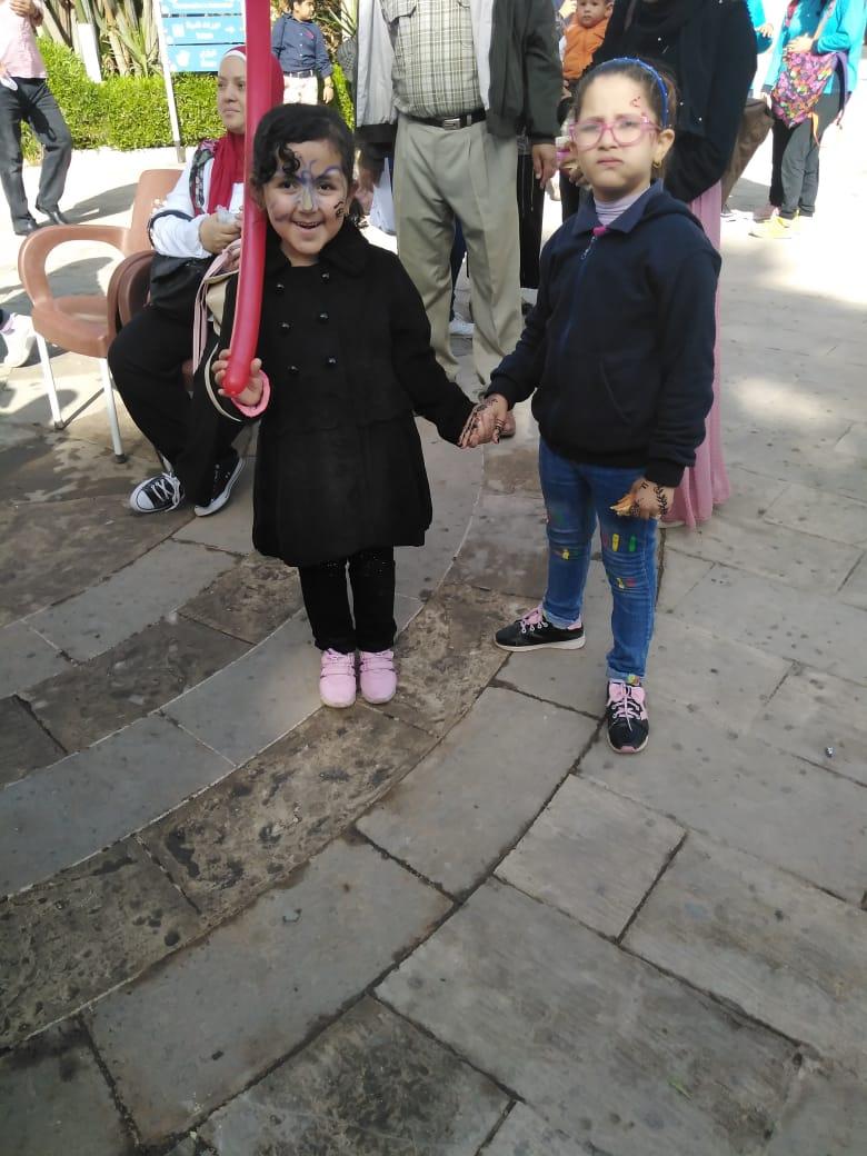 احتفالية الأطفال فى المتحف القبطى (8)