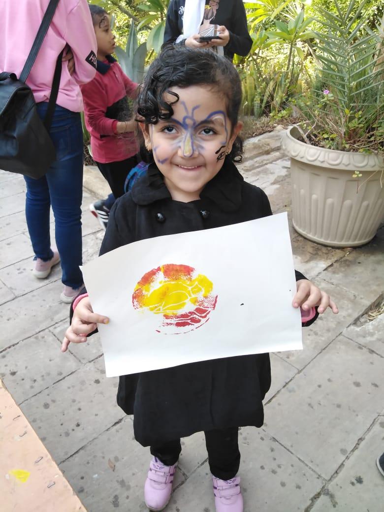 احتفالية الأطفال فى المتحف القبطى (11)