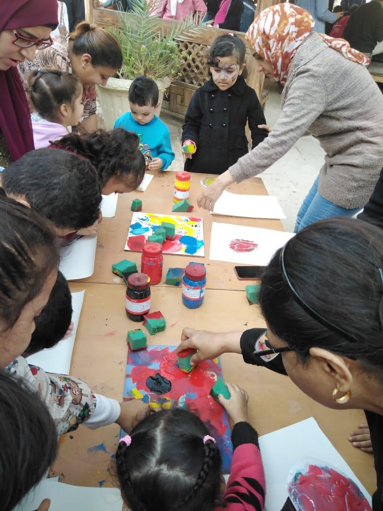 احتفالية الأطفال فى المتحف القبطى (10)