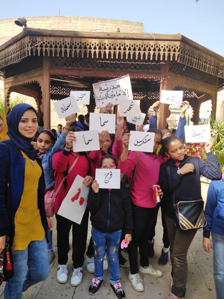 احتفالية الأطفال فى المتحف القبطى (5)