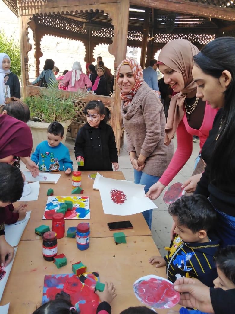 احتفالية الأطفال فى المتحف القبطى (13)