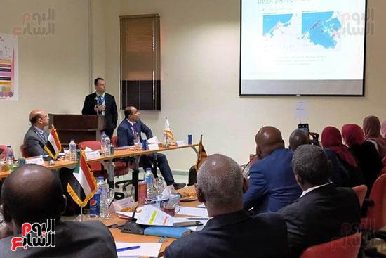 وكالة الفضاء المصرية تعلن مبادرة بناء قمر التنمية الإفريقى (1)