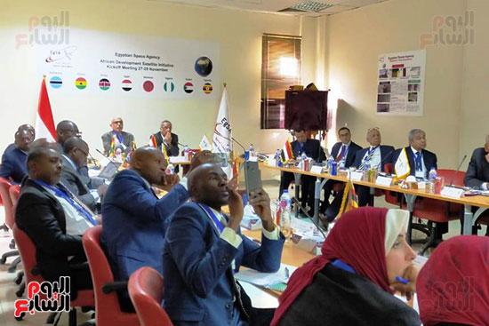 وكالة الفضاء المصرية تعلن مبادرة بناء قمر التنمية الإفريقى (4)