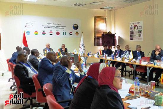 وكالة الفضاء المصرية تعلن مبادرة بناء قمر التنمية الإفريقى (2)