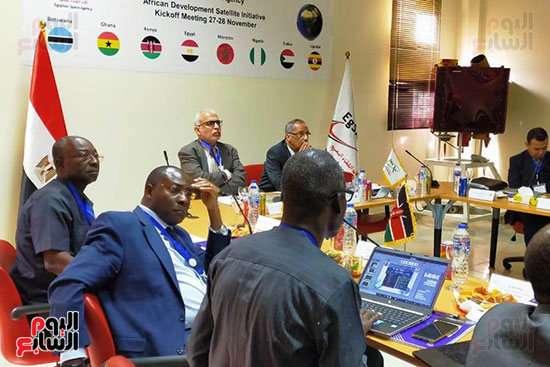 وكالة الفضاء المصرية تعلن مبادرة بناء قمر التنمية الإفريقى (3)