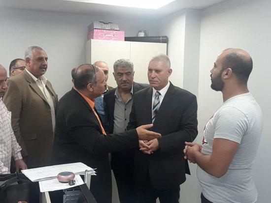 السيد كمال نجم رئيس مصلحة الجمارك (3)