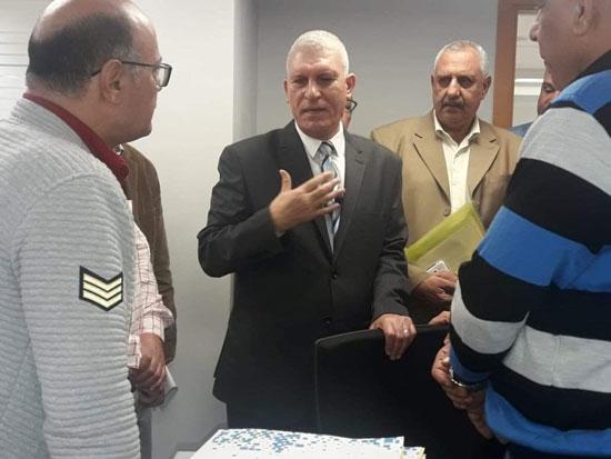 السيد كمال نجم رئيس مصلحة الجمارك (1)