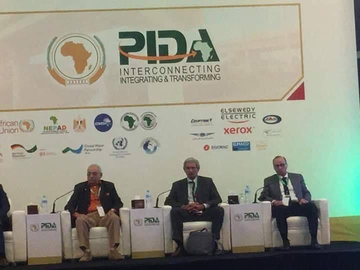 أسبوع برنامج البنية التحتية بأفريقيا الخامس  (2)