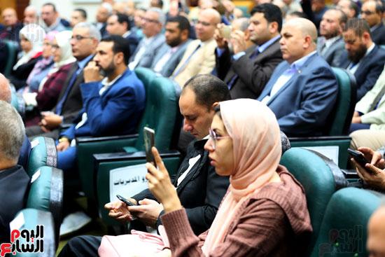احتفالية تكريم بعثة الحج بحضور وزيرة التضامن  (7)
