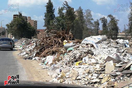 مشكلة القمامة وتراكمها بشوارع محافظة الغربية (3)