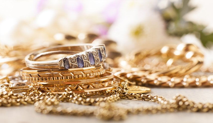 أنواع المجوهرات