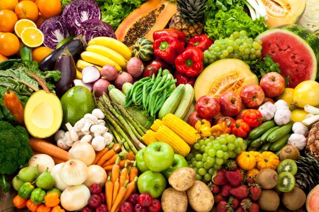 الوان الطعام المختلفة مفيدة لصحتك