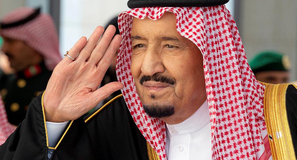 تحية الملك سلمان بن عبد العزيز