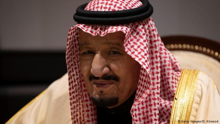 خادم الحرمين الشريفين الملك سلمان بن عبدالعزيز آل سعود