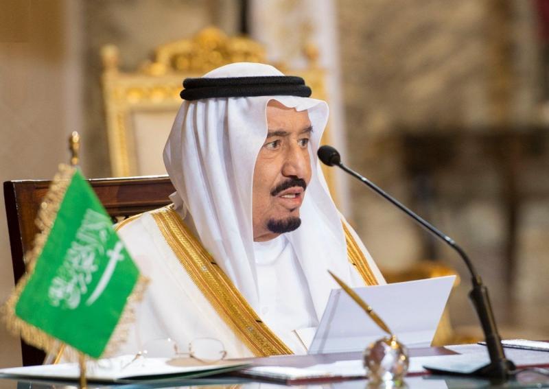 الملك سلمان بن عبدالعزيز آل سعود خادم الحرمين الشريفين