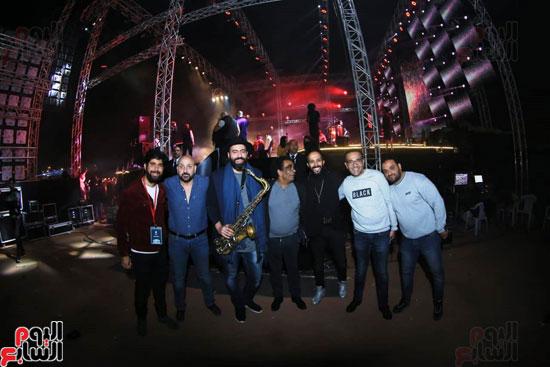 حفل الكينج محمد منير (3)