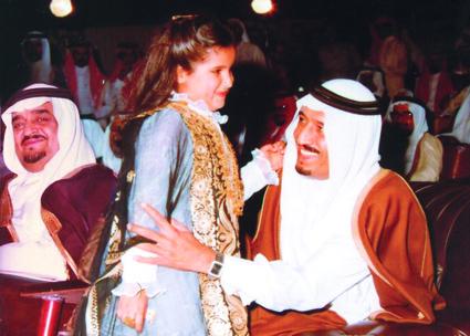 الأميرة حصة بنت سلمان مرض والدتى فى وقت مبكر من حياتى جعلنى أعيش حالة توازن وأبنى شخصيتى ووالدى معلمى وإخوانى نوافذى على العالم سعيدة بنيل المرأة حق القيادة ولو أتيحت لى الفرصة