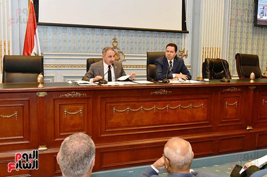 اجتماع لجنة الزراعة بمجلس النواب (4)