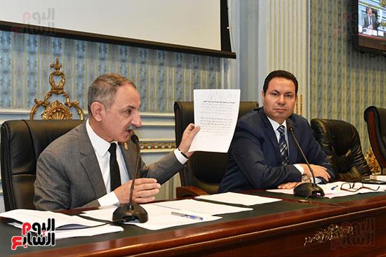 اجتماع لجنة الزراعة بمجلس النواب (3)