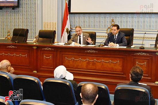اجتماع لجنة الزراعة بمجلس النواب (10)