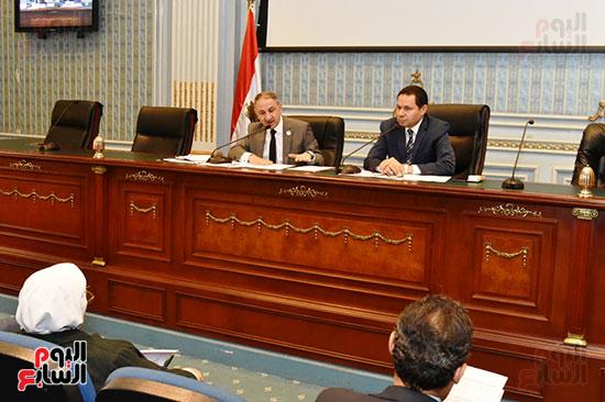 اجتماع لجنة الزراعة بمجلس النواب (11)
