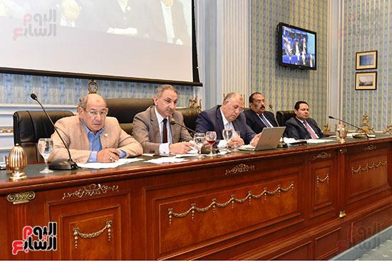 اجتماع لجنة الزراعة بمجلس النواب (7)